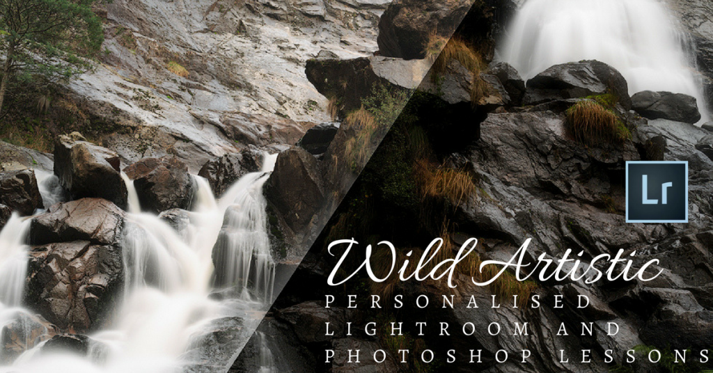 photoshop and lightroom lessons