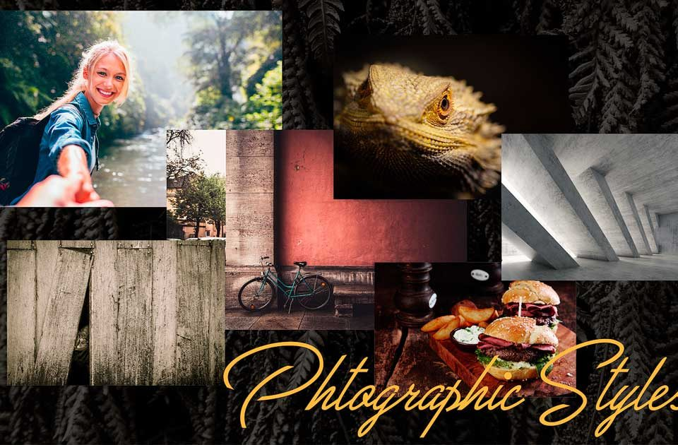 Photographic Styles –  Choosing what's right for you