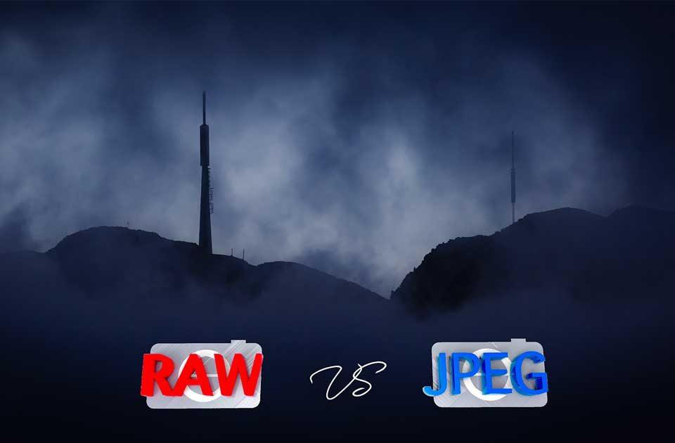 Shooting in RAW vs Jpeg