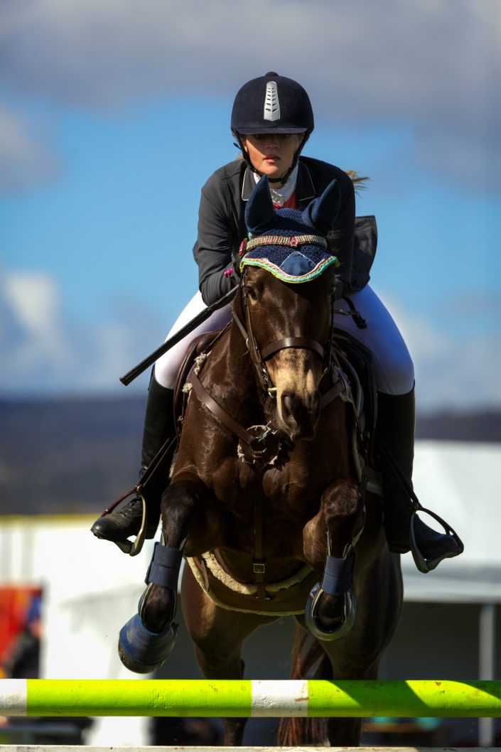 show jumping 3